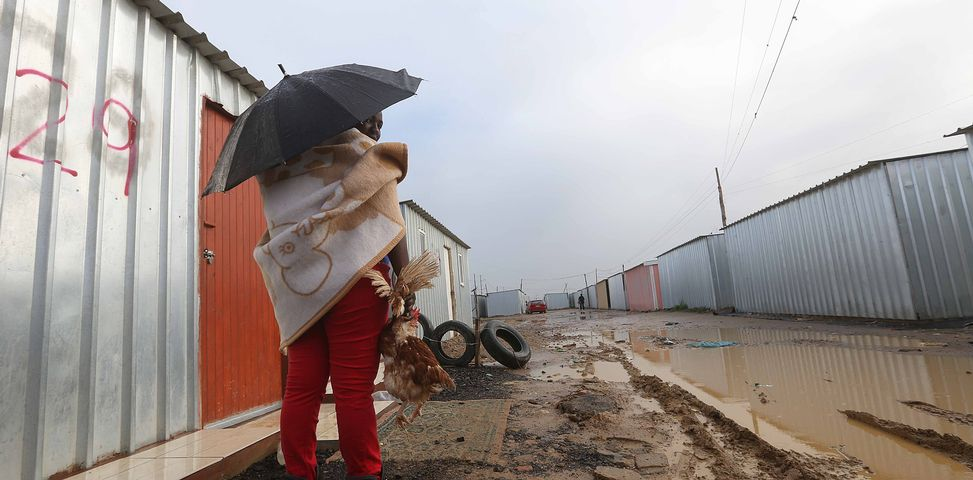 Sunday Times-'A year of suffering in Lwandle with no end'